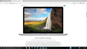 MacBook Pro page